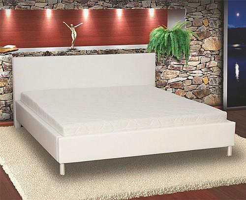 c2ae48998c7b5 Elegantní manželská postel PUPP 180x200 cm vč. roštu - Elegantní ...