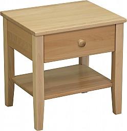 Noční stolek SAMO Buk